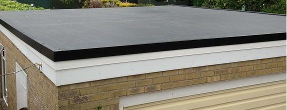 Replacement Flat Roof To Garage In Comberton Windows By Design