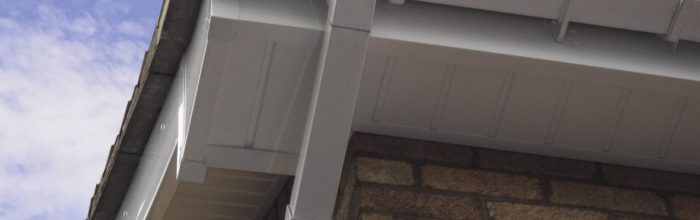 Replacement Fascia, Soffits and Gutters in Needingworth